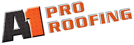 A1 Pro Roofing Logo Full Color - A1 Pro Roofing Ottawa Kanata Orleans