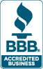 BBB+ accredited business badge certification - A1 Pro Roofing Ottawa Kanata Orleans